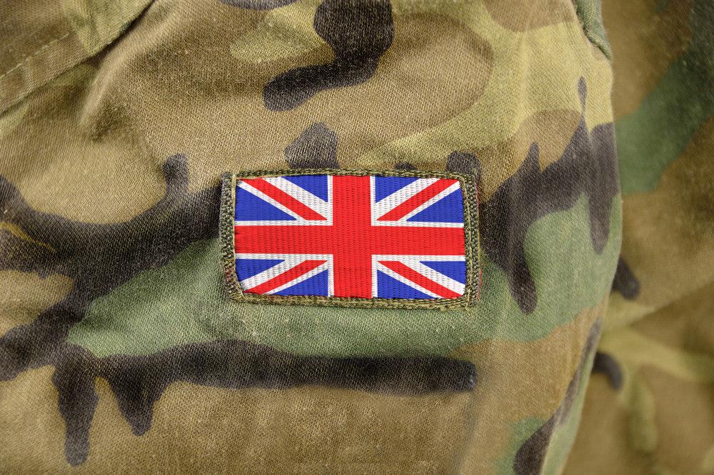 Armed forces image